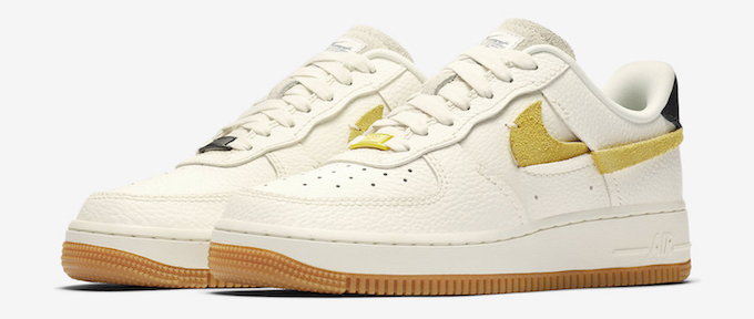 air force 1 vandalized