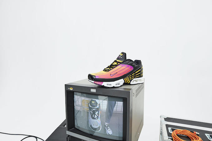 Nike AIR Max 97 OG Undftd Undefeated Black Speed Red
