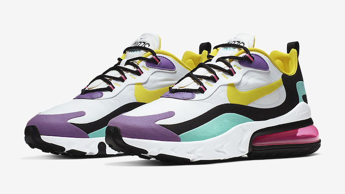 detailed images low price info for Nike Air Max 270 React