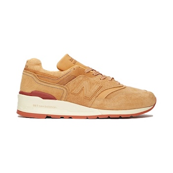 New Balance x Red Wing Shoes M997