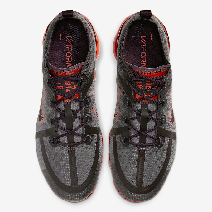 Nike Air Vapormax 2019 Black and Red