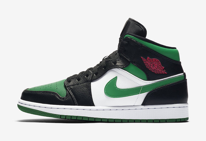 Air Jordan 1 Retro 'Pine Green' Release