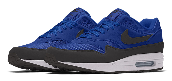 Nike Air Max 1 By You The Drop Date