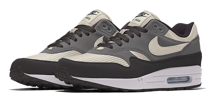 Nike Air Max 1 By You - The Drop Date