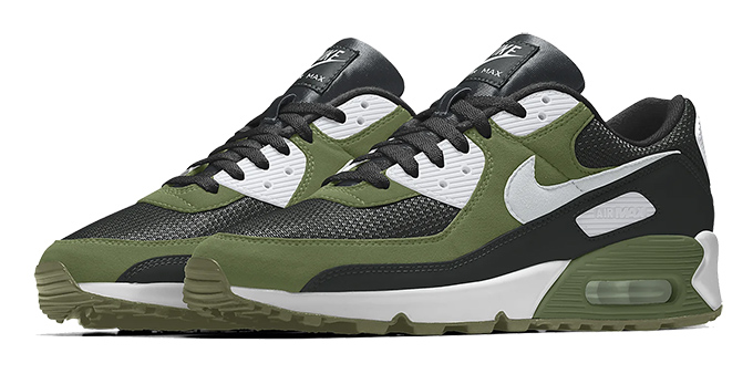 Get Creative with Nike Air Max 90 By You