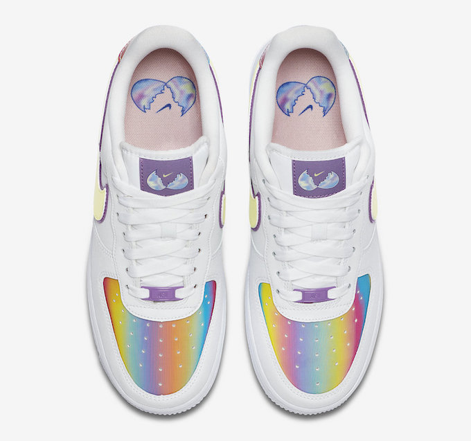 Nike Air Force 1 Easter 2020