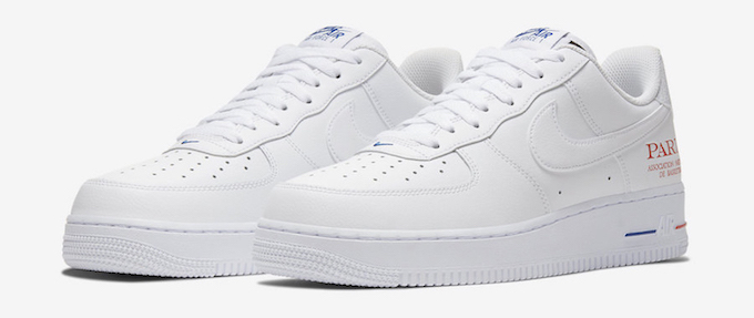 Nike Air Force 1 07 LV8 Paris