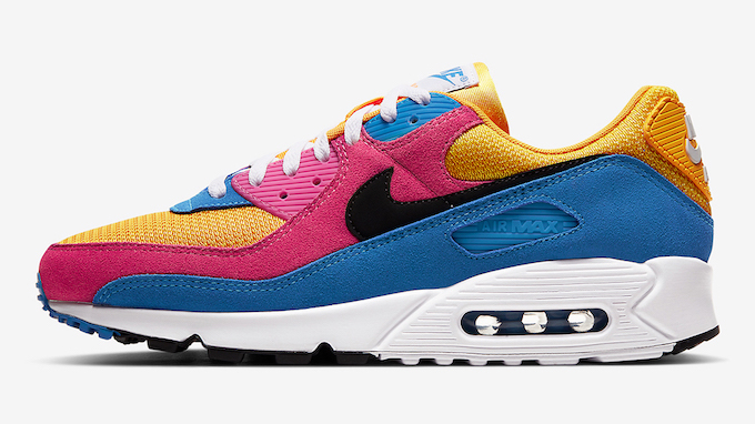 air max 90 colour