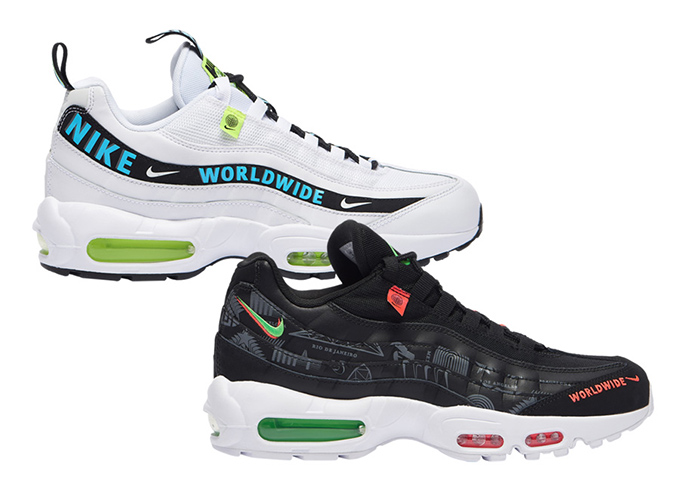 Nike Air Max 95 Worldwide Pack