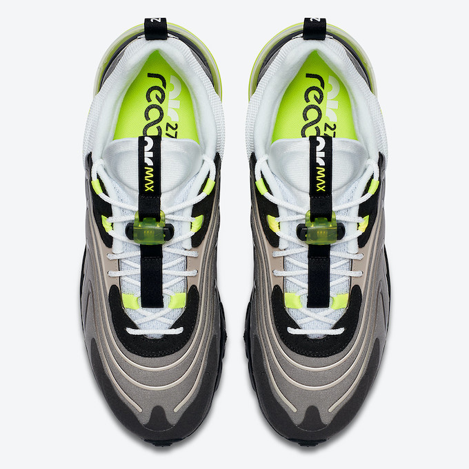 air max 270 react eng neon