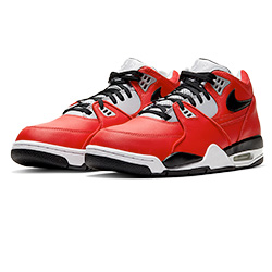 Nike Air Flight 89 Red Cement