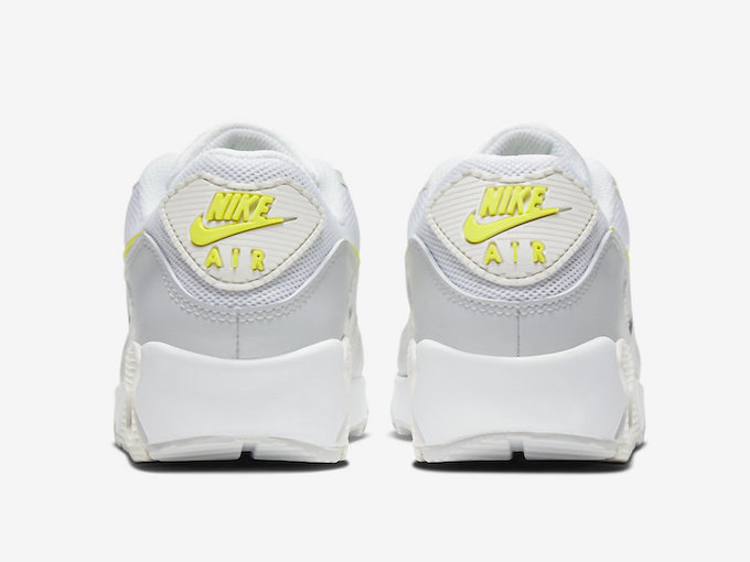 Nike Air Max 90 Lemon Venom CW2650 100 |