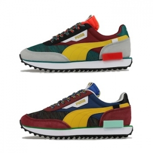 PUMA FUTURE RIDER MIX - AVAILABLE NOW - The Drop Date