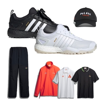 Inconveniencia jazz balsa  adidas Golf x Palace Collection - AVAILABLE NOW - The Drop Date