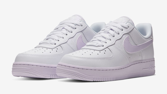Cósmico Sufijo Pensar  Nike WMNS Air Force 1 07 Barely Grape