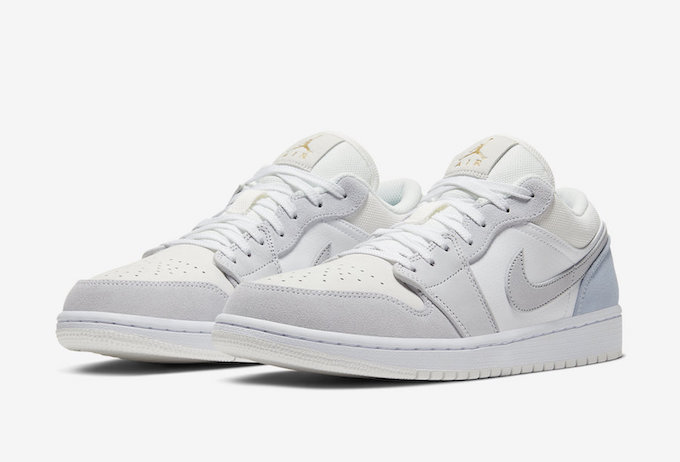 Nike Air Jordan 1 Low Sky Grey