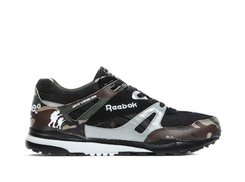 AAPE BY A BATHING APE X REEBOK VENTILATOR SIDE