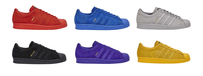 adidas city collection