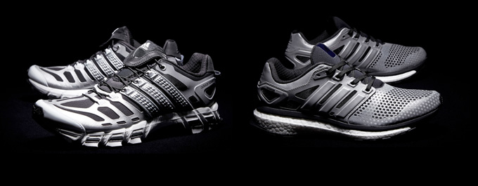 pretty nice ad83d 75d30 ADIDAS GLOW ZONE PACK. The ADIDAS CONSORTIUM GLOW ZONE PACK dips the Energy  Boost ...