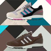 27518a1cd75ae ADIDAS ORIGINALS ZX 420 SIZE  UK EXCLUSIVE