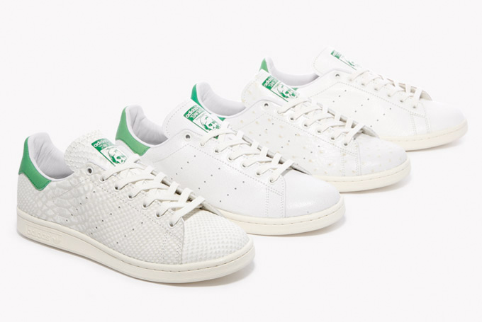 best shoes classic styles on wholesale ADIDAS CONSORTIUM STAN SMITH - 25.1.14