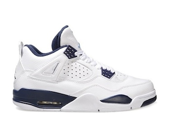 best authentic 811c1 3d07b ... wholesale air jordan 4 columbia whitelegend blue midnight navy 314254  107 p ee27e ff450