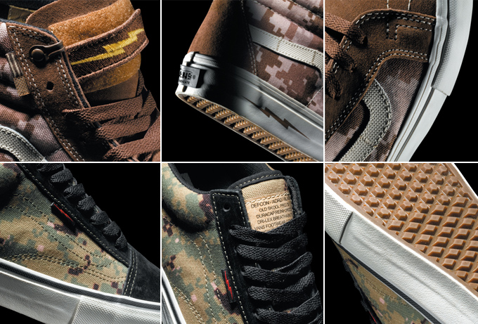 032edfeb1654cc DEFCON x VANS SYNDICATE DIGITAL CAMO PACK