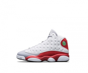 Jordan 13 grey toe xiii true red cement grey black 414571-126 p