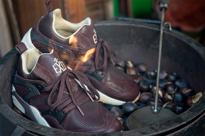 Puma X Limiteditions Blaze Of Glory