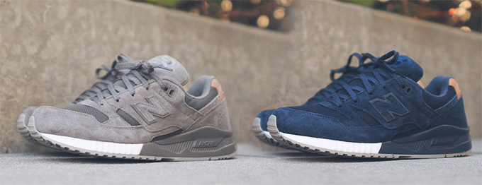 New Balance Sneakers 530 Gris