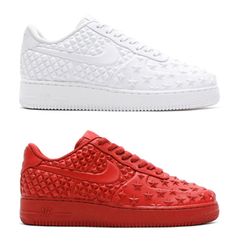 NIKE AIR FORCE 1 LV8 VT INEPENDENCE PACK red white stars 789104-100 789104-600 p