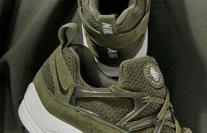 100% high quality best quality hot sale NIKE AIR HUARACHE LIGHT MIDNIGHT FOREST SIZE? EXCLUSIVE