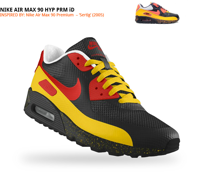 nike air max 90 hyp prm id. Black Bedroom Furniture Sets. Home Design Ideas