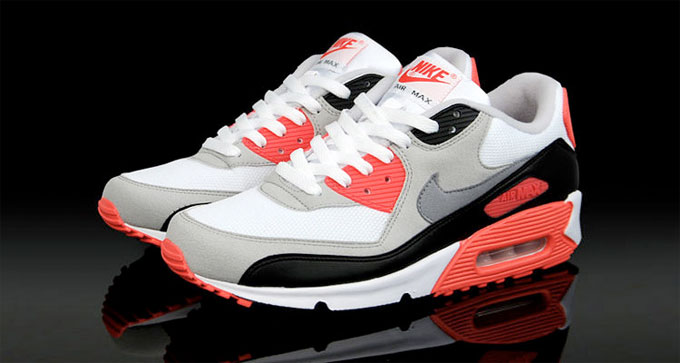 NIKE AIR MAX 90 INFRARED COMING IN 2015