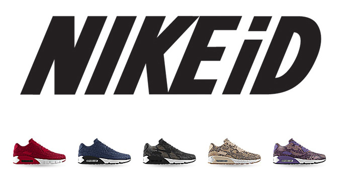 best website 2750b ea264 NIKEID - NIKE AIR MAX 90 PREMIUM ID
