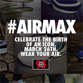 NIKE AIR MAX DAY: 24 HOURS HONOURING 27 YEARS OF GREATNESS
