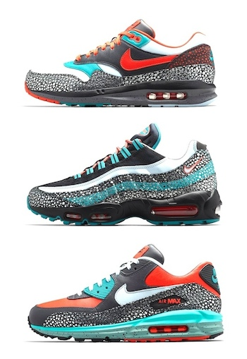 promo code 35712 5c0a7 NIKE AIR MAX KABUTOMUSHI COLLECTION air max lunar1 air max 95 air max  lunar90