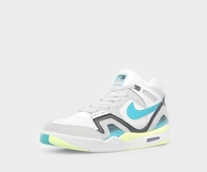 56c598914cef NIKE AIR TECH CHALLENGE II - WHITE TURBO GREEN - AVAILABLE NOW