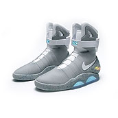 NIKE MAG POWER LACES - COMING IN 2015