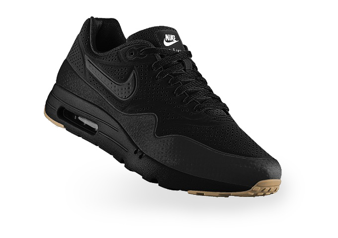 Nike Air Max 1 Ultra Moire Black/Black