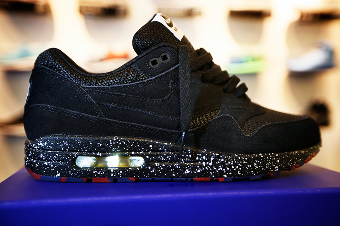 huge selection of 575af a800a NIKE AIR MAX 1 FCB iD  NIKEiD CONTEST - The Drop Date