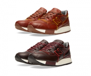 New Blance 998 Horween M998DW M998WD Leather f