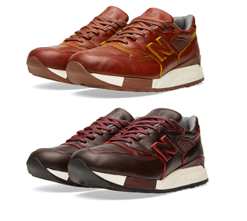 New Blance 998 Horween M998DW M998WD Leather p