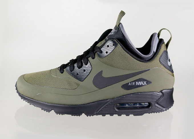 Nike Air Max 90 Mid WNTR Dark Loden A First Look
