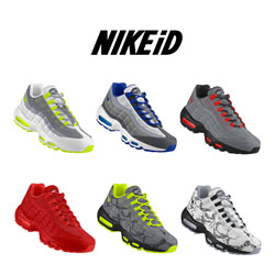 3980a5c74f3f NIKE AIR MAX 95 iD - Focus   Design Competition