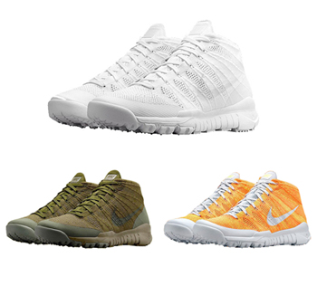 uk availability 6f0ba e2809 Nike Flyknit Trainer Chukka FSB orange sage white green p