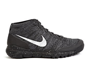Nike Flyknit Trainer Chukka sfb grey light charcoal black p