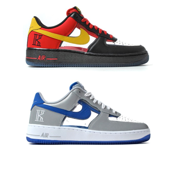 finest selection 025f9 43e20 NIKE AIR FORCE 1 QS - KYRIE IRVING PACK - 22 NOV 2014