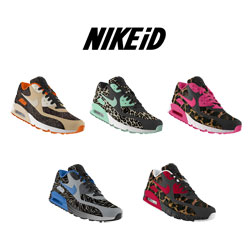 competitive price 4deca 856da NikeiD Air Max 90 Premium Pony Hair - The Drop Date