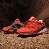 PREMIER X SAUCONY SHADOW 6000 'LIFE ON MARS' PACK